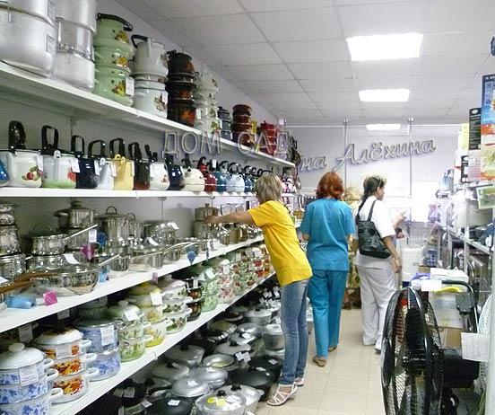 Волгоград магазин сад и огород